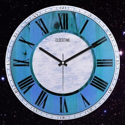 Clocktime By Cadran CTM41 Duvar Saati - 30x30 cm