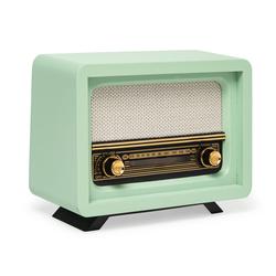 Q-Art Nostaljik Yeşil Radyo