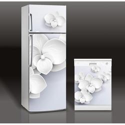Supersticx MAC124 Buzdolabı & Bulaşık Makinesi Sticker