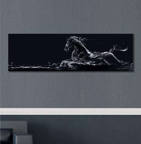 Resim  Doku Tablo Mo-192 Tablo - 30x90 cm