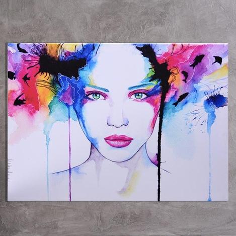 Resim  Doku Tablo YC54 Tablo - 50x70 cm