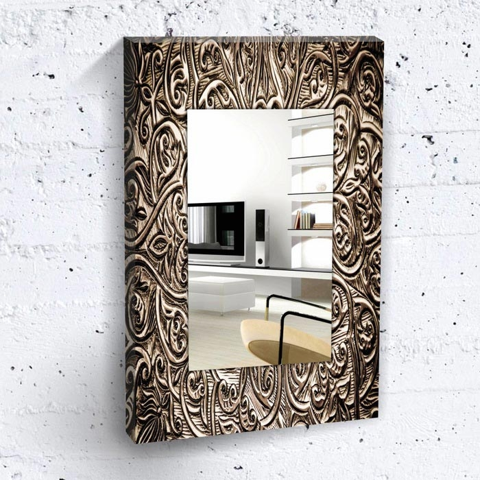 Modacanvas CX140 Dekoratif Ayna - 60x40 cm