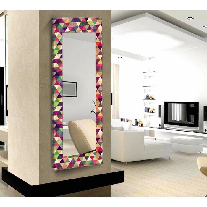 Modacanvas Hma13 Dekoratif Boy Aynası - 120x40 cm