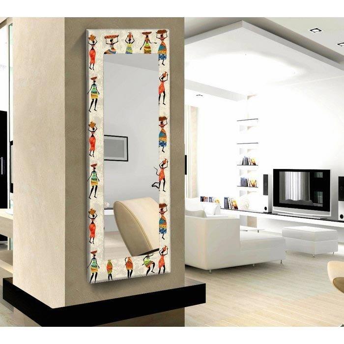 Resim  Modacanvas Hma83 Dekoratif Boy Aynası - 120x40 cm