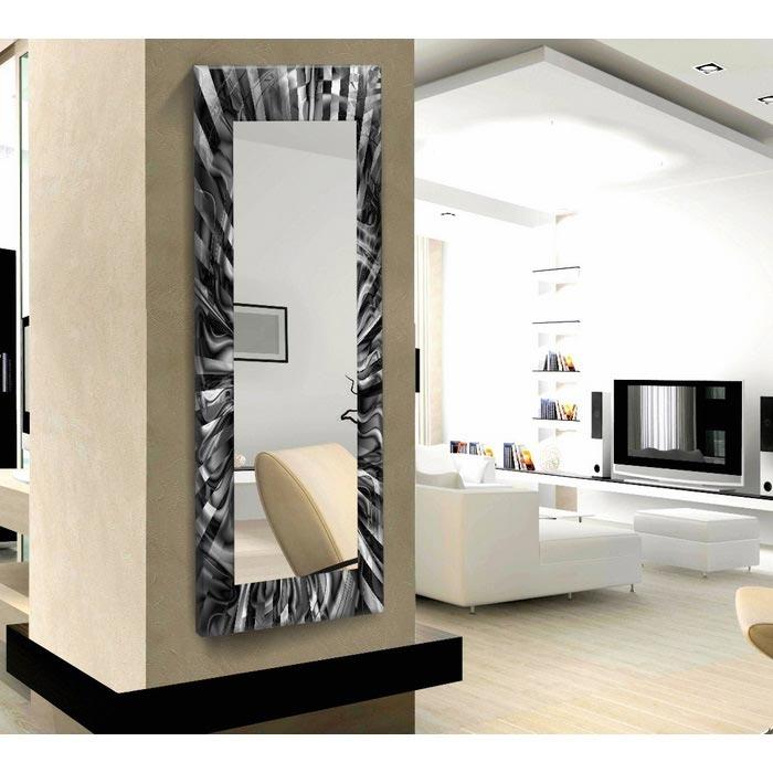 Resim  Modacanvas Hma250 Dekoratif Boy Aynası - 120x40 cm