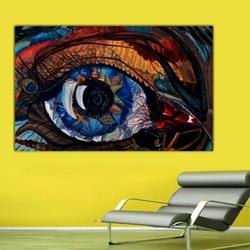 Doku Tablo Canvas DC166 Tablo - 50x70 cm