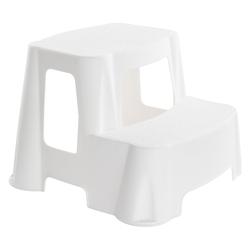 Modelüks Katlı Basamak - Beyaz