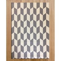Diamond Makine Halısı (Bej) - 120x175 cm