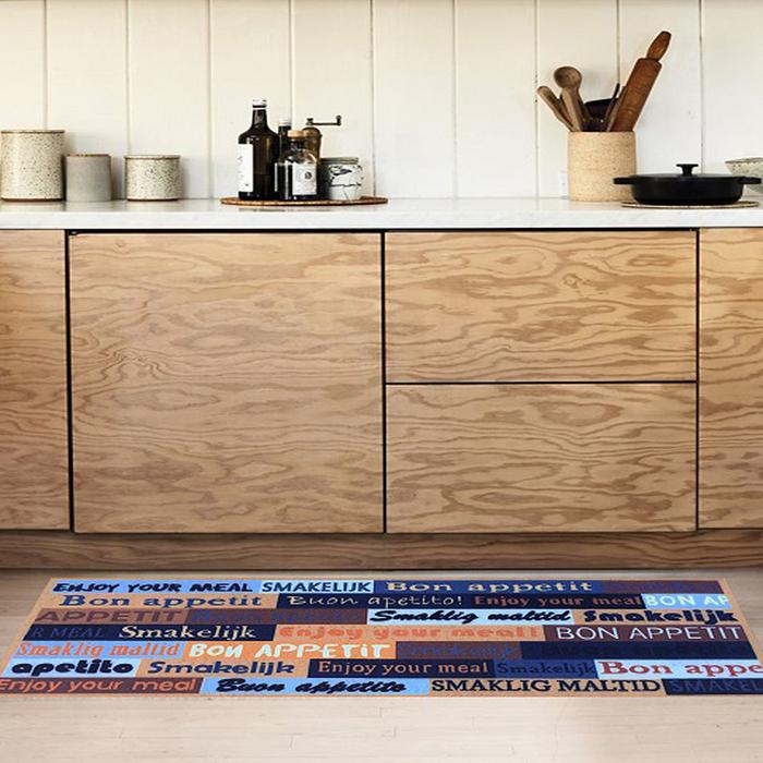 Resim  Giz Home Cooky Tener Apetito Mutfak Halısı - 50x125 cm