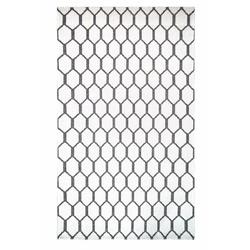 Giz Home SH21676 Shaman Kilim (Beyaz) - 150x230 cm