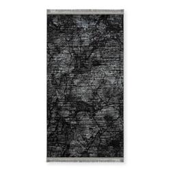 Giz Home Velvet Halı (Antrasit) - 80x150 cm