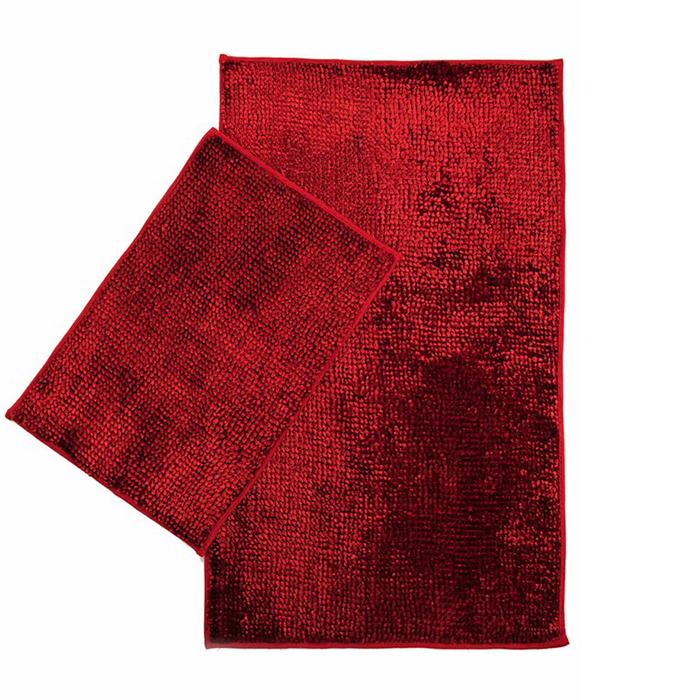 Giz Home Solino 2li Klozet Takımı - Kırmızı