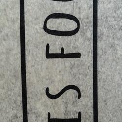 Giz Home Norma 1 Mutfak Halısı  80x200 cm - Gri