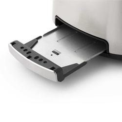 Homend 1502 Breadfast Ekmek Kızartma Makinesi - Krom / 1000 Watt