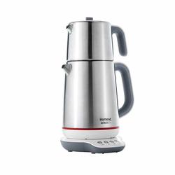 Homend 1709 Royaltea Konuşan Çay Makinesi - Paslanmaz Çelik / 1,9 lt