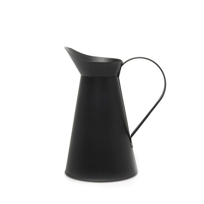 Resim  Evstyle İtalyan Vazo - Siyah