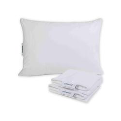 Othello Micra Tekli Yastık Alezi 50x70 cm - Beyaz