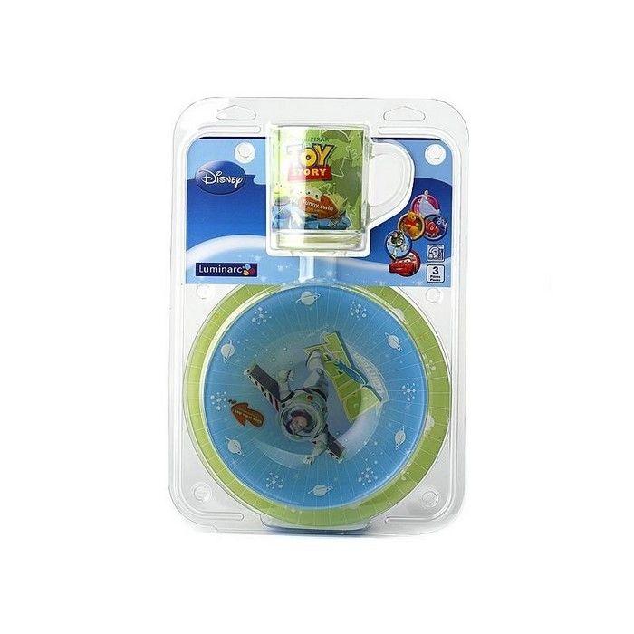 Resim  Ancel G5852 Toy Story 3Prc Cocuk Set
