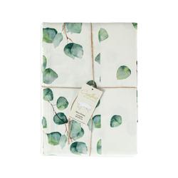 Cynthia Spring Baskılı Masa Örtüsü (Yeşil) - 140x180 cm