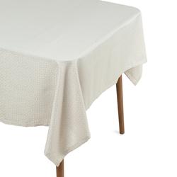 Cynthia Anka Polycotton Masa Örtüsü (Taş) - 150x220 cm