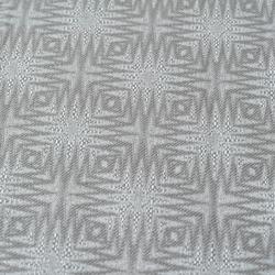 Cynthia Zigy Goblen Masa Örtüsü (Gri) - 150x220 cm