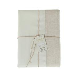 Cynthia Deco New Like Masa Örtüsü (Beyaz) - 150x300 cm