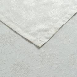 Cynthia Salma Simli Masa Örtüsü (Bej) - 150x300 cm