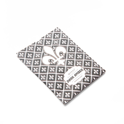 White Collection White Collection Granüllü Kokulu Zarf - Siyah / Dark Amber