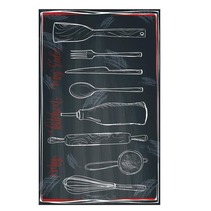 Leo Rugs R-16 Mutfak Halısı - 95x150 cm