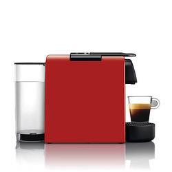 Nespresso D35 Essenza Mini Bundle Kahve Makinesi - Red