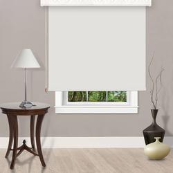 Brillant Modern Stor Perde (Ekru) - 90x200 cm