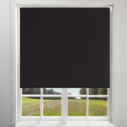 Taç Blackout Karartma Stor Perde 150x260 BP-118 Siyah