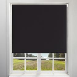 Taç Blackout Karartma Stor Perde 200x200 BP-118 Siyah