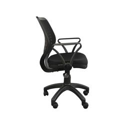 Ofisbazaar Fileli Çalışma Koltuğu - Siyah