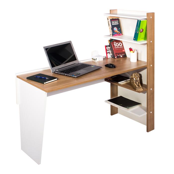 Ofisbazaar Raflı Çalışma Masası