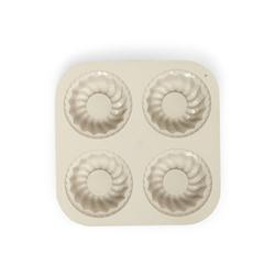 Freecook Silikon 4'lü Muffin Kalıbı - Asorti
