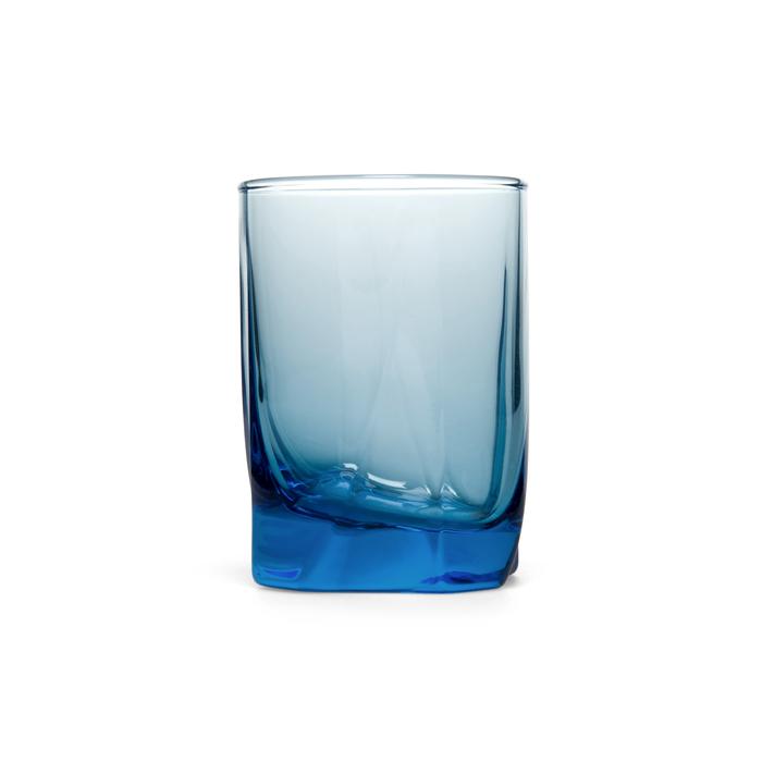 Paşabahçe 420023 Luna 6'lı Kahve Yanı Su Bardaği - Mavi / 110 cc