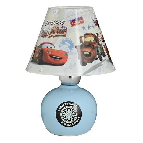 Resim  Safir Light Cars Seramik Abajur