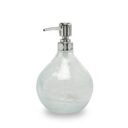 Ang Design Safir Cam Sıvı Sabunluk - Şeffaf