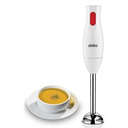 Sinbo SHB 3147 Blender Seti - Beyaz / 400 Watt