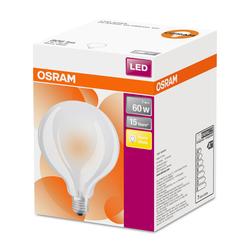 Osram Led Globe95 Fr 60 7W E27 Sarı Işık Ampul