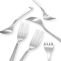 Hisar Akdeniz 6'lı Yemek Çatalı