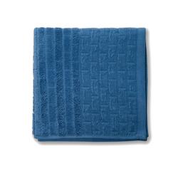 Hobby Daisy Yüz Havlusu Mavi) - 50x90 cm