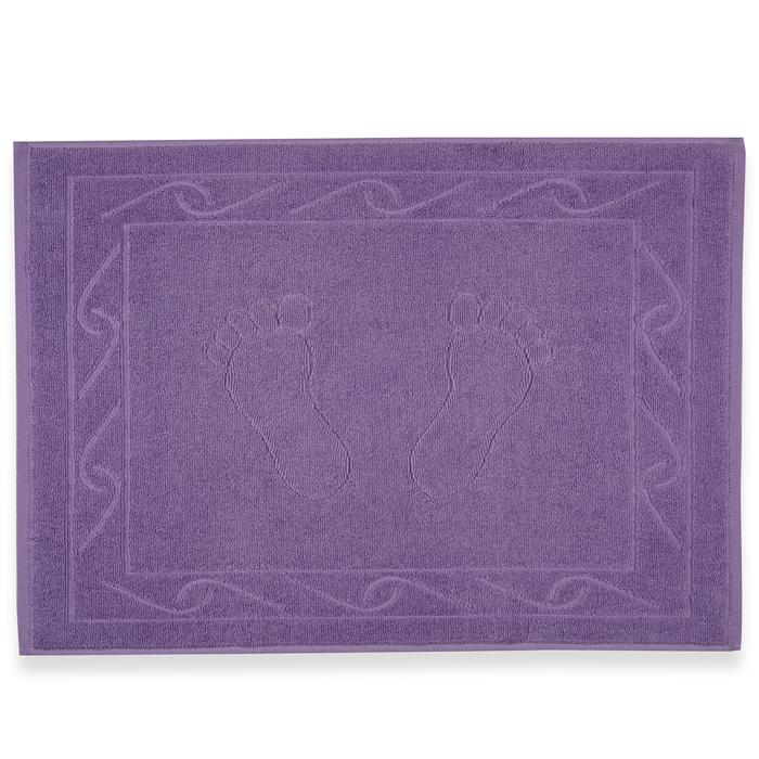 Hayal Ayak Havlusu (Lila) - 50x70 cm