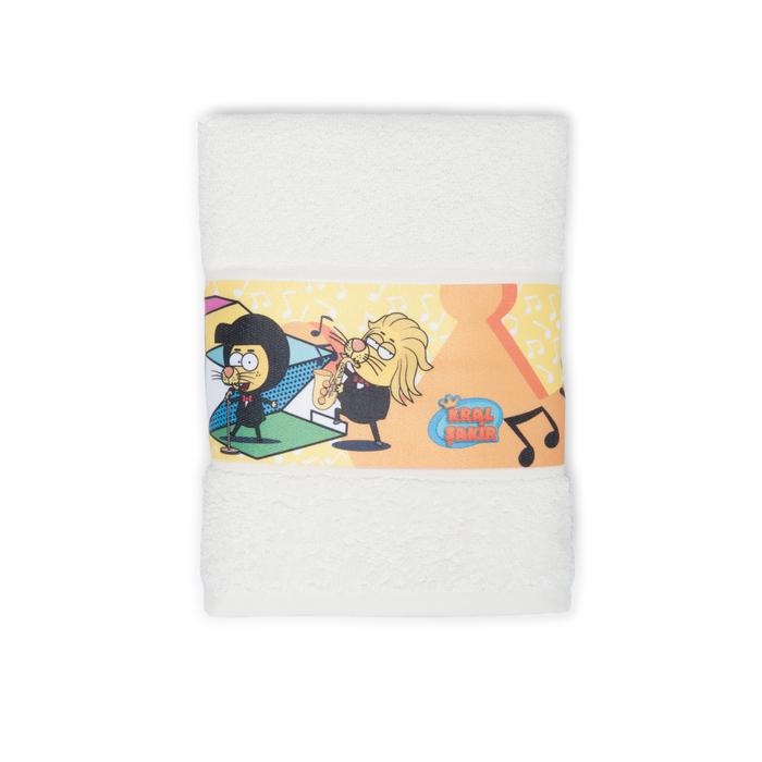 Hobby Kral Şakir V2 Çocuk Havlusu - 50x90 cm  - Renkli