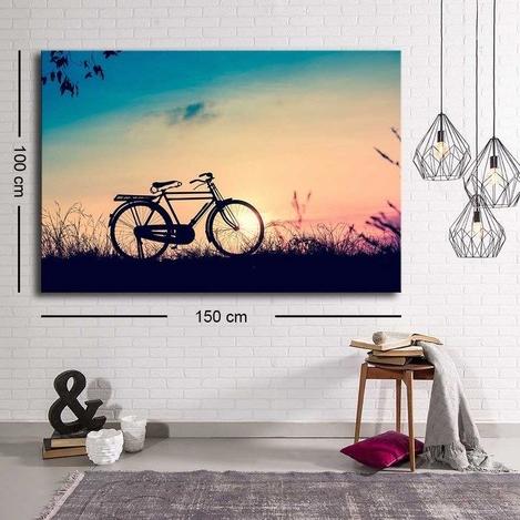 Resim  Özgül Grup C-010 Kanvas Tablo - 100x150 cm