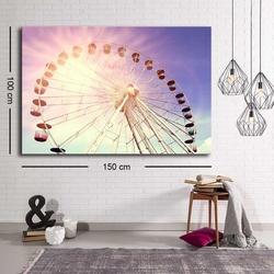 Özgül Grup C-014 Kanvas Tablo - 100x150 cm