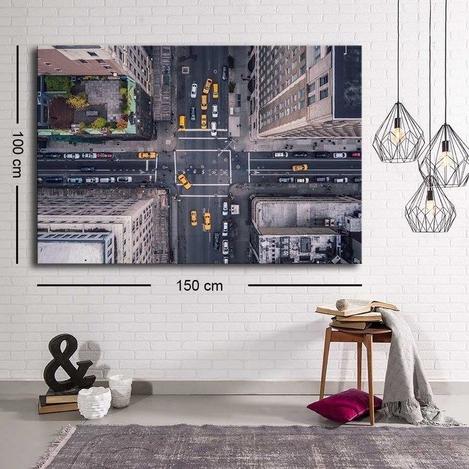 Resim  Özgül C-016 Kanvas Tablo - 100x150 cm