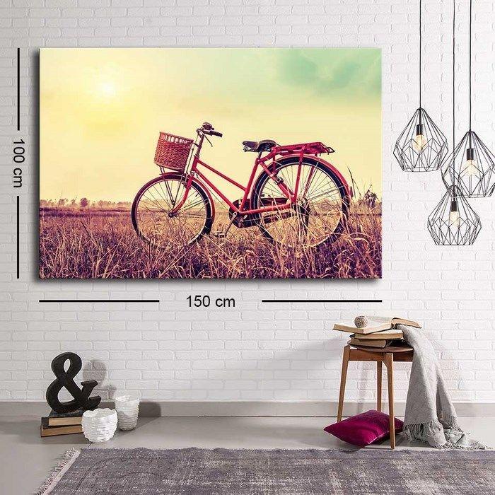 Resim  Özgül Grup C-017 Kanvas Tablo - 100x150 cm