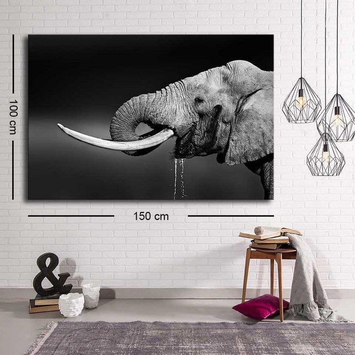 Resim  Özgül C-022 Kanvas Tablo - 100x150 cm